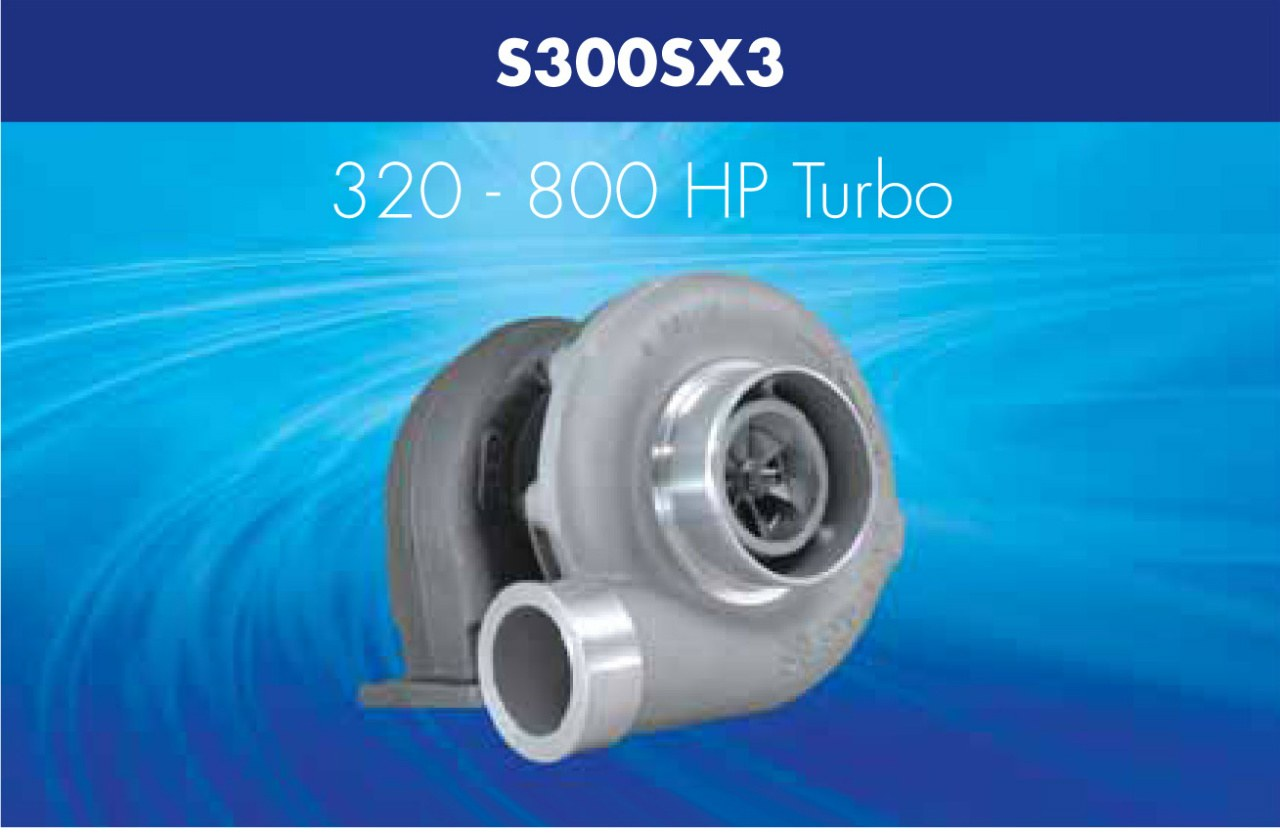 Turbosprężarka Borg Warner AirWerks S300SX - GRUBYGARAGE - Sklep Tuningowy
